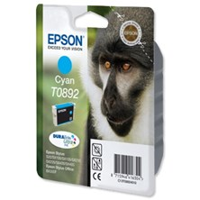 Epson T0892 Cyan Ink Cartridge