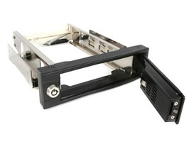 StarTech.com 5.25 inch Tray-Less Hot Swap Mobile Rack for 3.5 inch Hard Drive
