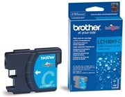 Brother LC1100HYC High Yield Ink Cartridge (Cyan)