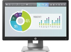 "HP ProDisplay E202 20"" HD+ LED IPS Monitor"