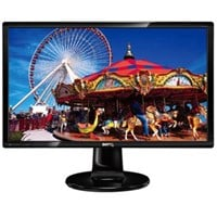 BenQ GL2460 24 inch LED Monitor - Full HD 1080p, 2ms Response, DVI