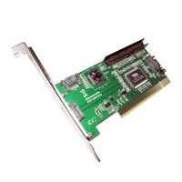 Dynamode 3 Port SATA and 1 Port IDE PCI Card