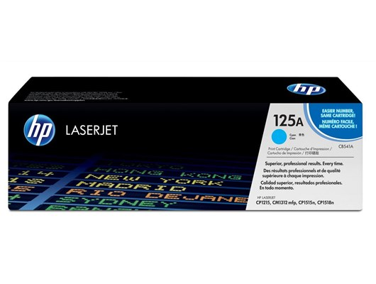 HP Cyan Colour LaserJet Print Cartridge