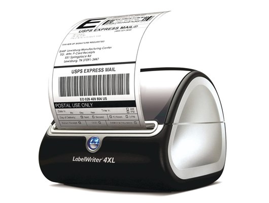Dymo LabelWriter 4XL Label Printer with V8 Software 53 Per Minute for Type 14 Labels