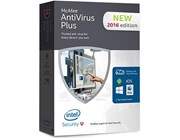 McAfee Antivirus Plus 2016 Unlimited Devices