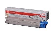 OKI Toner Cartridge (Black) for C3300/C3400/C3450/C3600 Desktop Colour Printers (Yield 1,500 Pages)