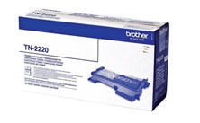 Brother TN-2220 (Black) Toner Cartridge (Yield 2600 Pages)