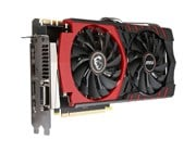 MSI NVIDIA GeForce GTX 980 GAMING 4GB Card
