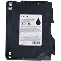 Ricoh GC41K (Yield: 2,500 Pages) Black Gel Ink Cartridge