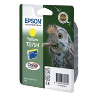 Epson Ink Cartridge Yellow T0794