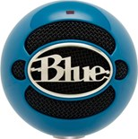 Blue Microphones Snowball (Neon Blue)