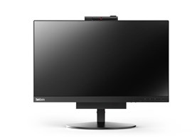 Lenovo ThinkCentre Tiny-in-One Gen3 (22 inch Multi-touch) LED Backlit LCD Monitor 1000:1 250cd/m2 (1920x1080) 14ms Webcam DisplayPort/USB (Black)