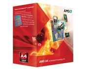 AMD A4-6300 3.7GHz Socket FM2 Dual Core