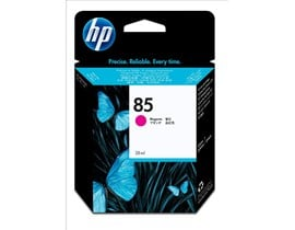 HP 85 Ink Cartridge 28ml Magenta