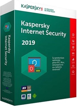 Kaspersky Lab Internet Security 2019 10 Devices 1 Year FFP