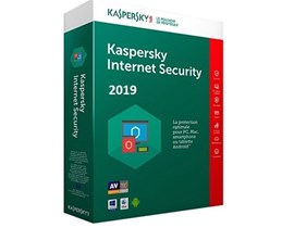 Kaspersky Lab Internet Security 2019 1 Devices 1 Year FFP