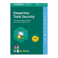 Kaspersky Lab Total Security 2019 3 Devices 1 Year UK FFP