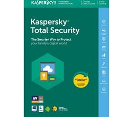 Kaspersky Lab Total Security 2019 3 Devices 2 Years FFP