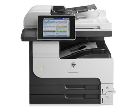 HP LaserJet Enterprise M725dn (A3) Mono Laser Multifunction Networked Printer (Print/Copy/Scan) 1GB 20.3cm LCD Touchscreen 41ppm (Mono) 200,000 (MDC)