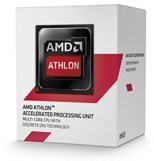 AMD Athlon Quad-Core (5370) 2.2GHz Accelerated Processing Unit (APU 2MB Quiet Cooler with Radeon R3 Series (PIB)
