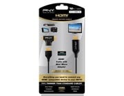 PNY Smart Active High Speed HDMI 3-in-1 Kit - 3.6m