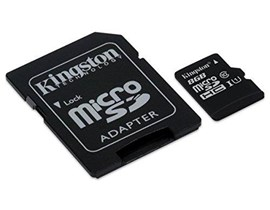 Kingston Industrial Temperature 16GB UHS-1 (U1)