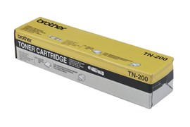 Brother TN-200 (Yield: 2,200 Pages) Black Toner Cartridge