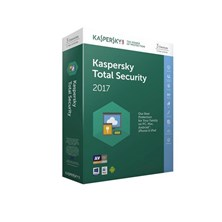 Kaspersky Lab Total Security 2017 MD 10 Users 1 Year Retail DVD Box No Disc