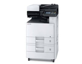 Kyocera ECOSYS M8124cidn (A4/A3) Colour Multi Function Printer (Print/Copy/Scan) 1.5GB 24ppm (A4)  ARM Cortex-A9 Dual Core 1.2 GHz