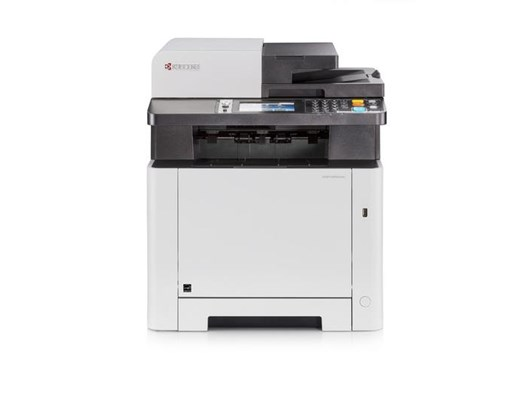 Kyocera ECOSYS M5526cdw (A4) Colour Laser Multi Function Printer (Print/Copy/Scan/Fax) 512MB 26ppm