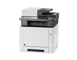 Kyocera ECOSYS M5521cdw (A4) Colour Laser Multi Function Printer (Print/Copy/Scan/Fax) 512MB 21ppm