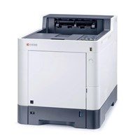 Kyocera P6235cdn (A4) Colour Laser Printer 35ppm Warm Up Time 25 Seconds 1GB Standard Memory