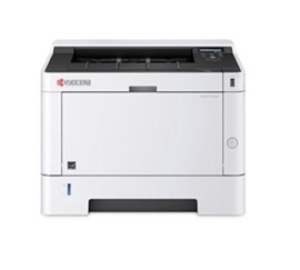 Kyocera P2040dn Black and White Laser Printer Up To 40 Pages Per Minute Warm Up Time 15 Seconds