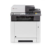 Kyocera ECOSYS M5521cdN (A4) Colour Laser Multi Function Printer (Print/Copy/Scan/Fax) 512MB 21ppm *Open Box*