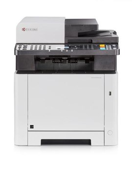 Kyocera ECOSYS M5521cdN (A4) Colour Laser Multi Function Printer (Print/Copy/Scan/Fax) 512MB 21ppm
