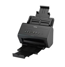 Brother ImageCenter ADS-2400N (A4) Network Document Scanner USB 2.0 30ppm Scan Speed (Colour/Mono)