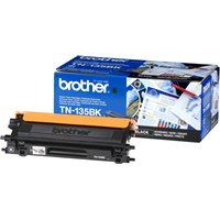 Brother High Capacity TN-135BK Toner - Black