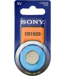 Sony Lithium Coin Battery 3V 75mAh - 1 Pack