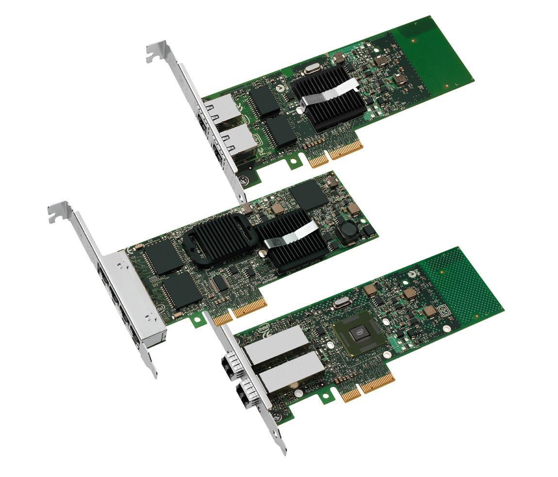 Intel Et Pci Express Gigabit Ethernet Adapter E1g42et Ccl Computers Lan Card Tg 3468