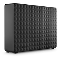 Seagate Expansion 4TB Desktop External Hard Drive in Black - USB3.0
