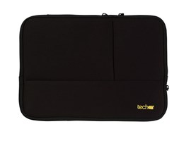 Techair Laptop Sleeve with 3 Zipped Pockets for 15.6 inch Laptops