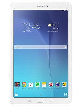 Samsung Galaxy Tab E SM-T560 (9.6 inch) Tablet PC Quad Core 1.3GHz 1.5GB 8GB WiFi BT Camera Android (Pearl White)