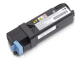 Dell High Capacity Yellow Toner (Yield 2,000 Pages)