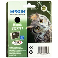 Epson T0791 Ink Cartridge Black