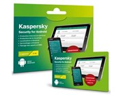 Kaspersky Security for Android Tablets and Smartphones 1 User 1 Year License