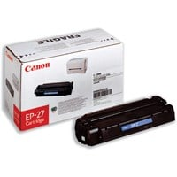 Canon EP-27 (Yield: 2,500 Pages) Black Toner Cartridge