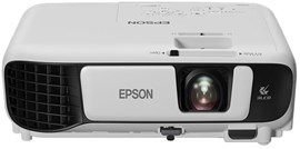 Epson EB-S41 3LCD Projector 15,000:1 3300 Lumens 800x600 2.5kg