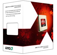 AMD FX 4300 3.8GHz Quad Core (Socket AM3+) CPU
