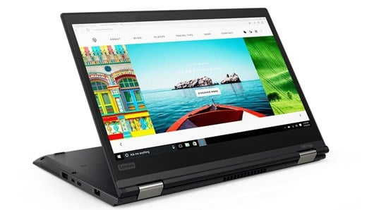"Lenovo ThinkPad Yoga X380 13.3"" Touch  8GB Laptop"