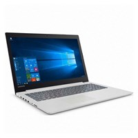 Lenovo IdeaPad 320 (15.6 inch) Notebook Pentium (N4200) 1.1GHz 4GB 1TB WLAN BT Webcam Windows 10 Home 64-bit (Intel HD Graphics 505) Blizzard White
